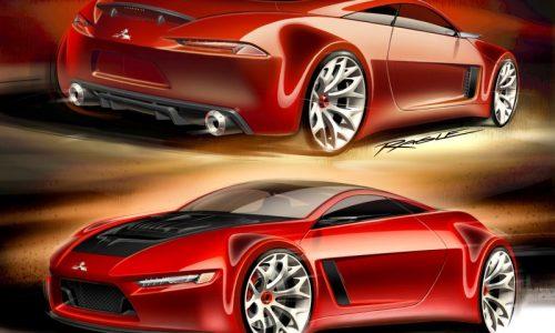 Mitsubishi Lancer Evolution XI to feature high-power hybrid