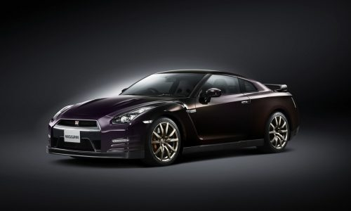 Nissan GT-R Midnight Opal Edition revealed, 100 being made