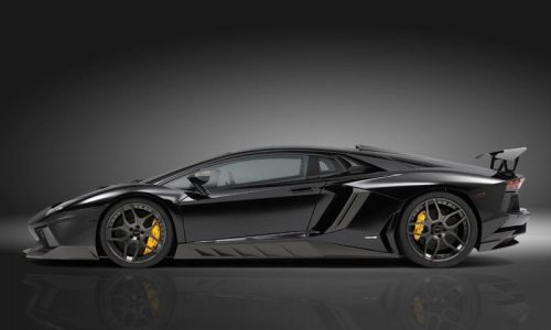 Novitec Lamborghini Aventador kit with up to 713kW