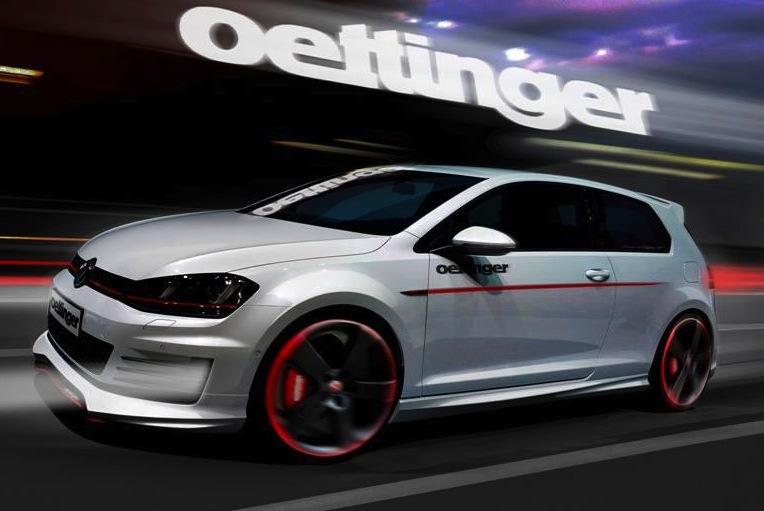 Oettinger Volkswagen Golf Gti