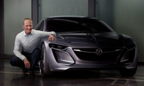 "Opel Monza Concept previews ""efficiency & connectivity"" philosophy"