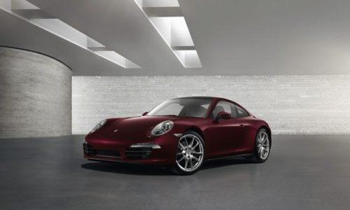 Porsche 911 GUM Red Square Edition announced for Russia