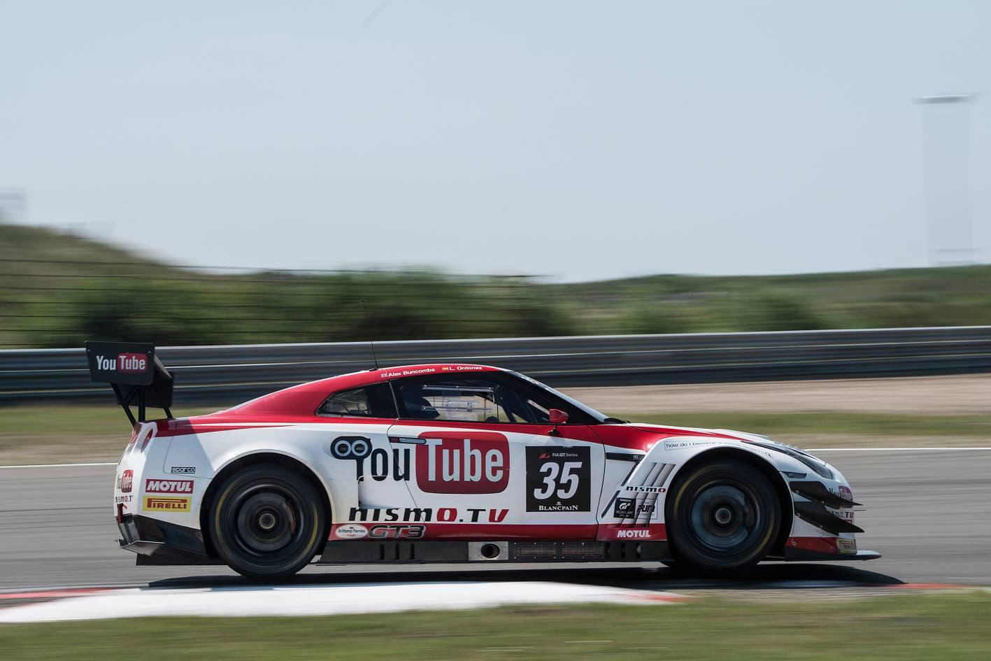 Nismo Nissan Gt R Gt3 Heading To 2014 Bathurst 12 Hour