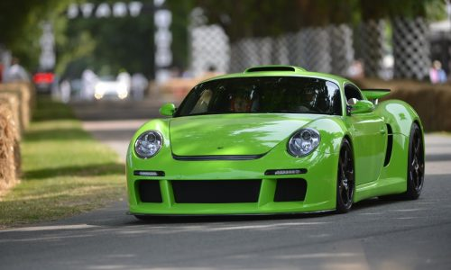 2013 Goodwood Festival of Speed highlights (gallery)