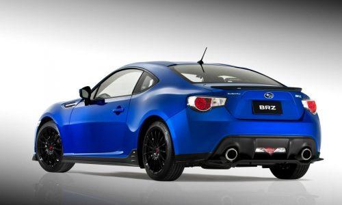 Subaru BRZ STI Sports Pack now on sale in Australia