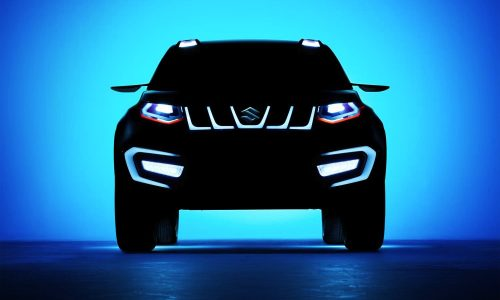 Suzuki iV-4 concept to preview rugged new compact SUV