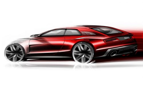 New Audi Quattro Concept headed for Frankfurt show?
