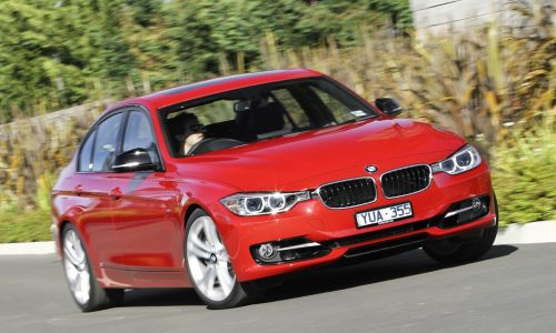 2013 BMW 3 Series pricing revised, launch control introduced