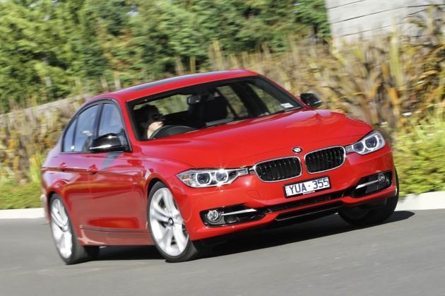2013 BMW 335i Sport Line
