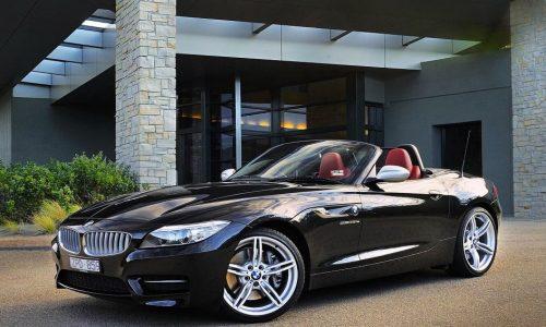 2013 BMW Z4 update now on sale in Australia