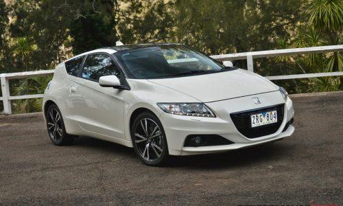 2013 Honda CR-Z review (video)