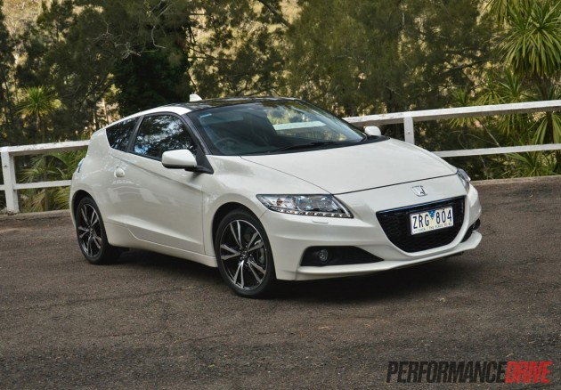 2013 Honda CR-Z-PerformanceDrive