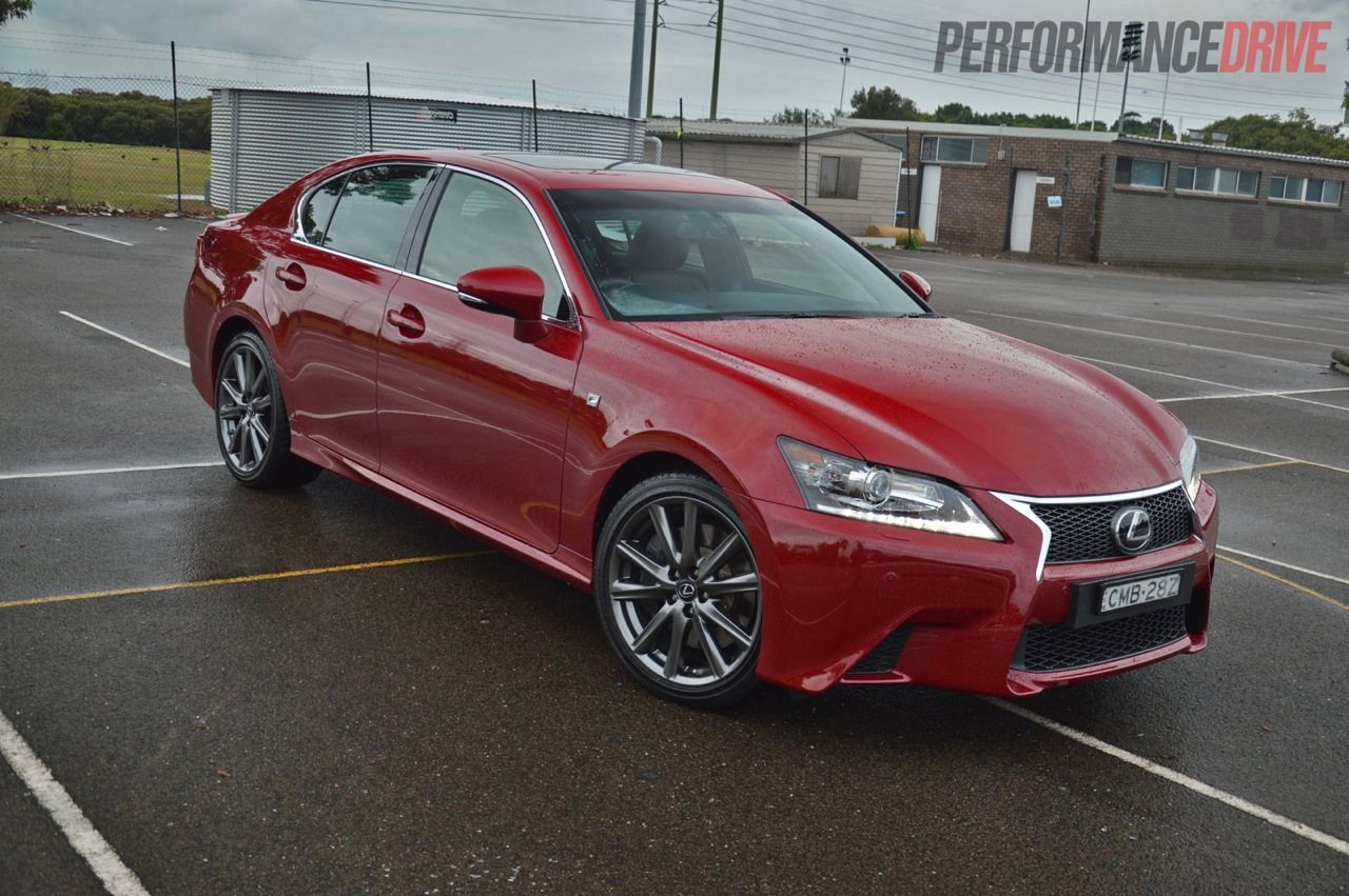 2013 Lexus GS 350 F Sport Review Video PerformanceDrive