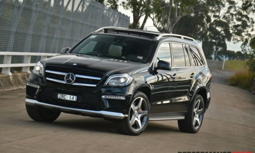 2013 Mercedes-Benz GL 63 AMG review (video)