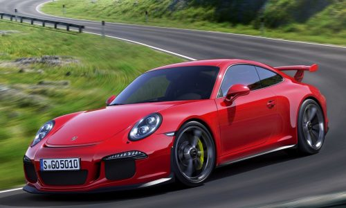 2014 Porsche 911 GT3 RS to feature carbon roof? – report