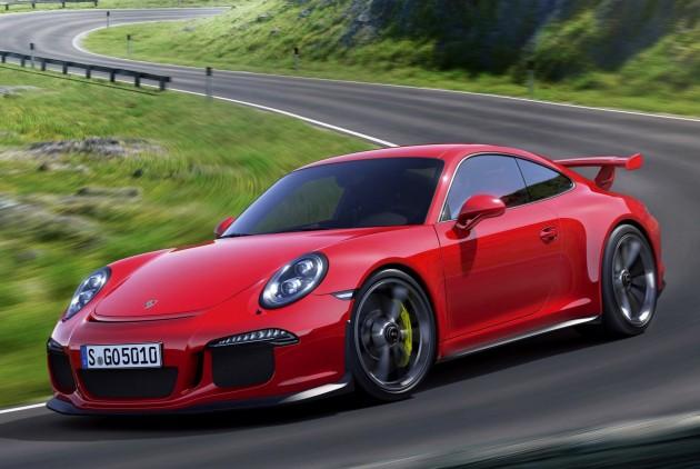 2013-Porsche-911-GT3-991