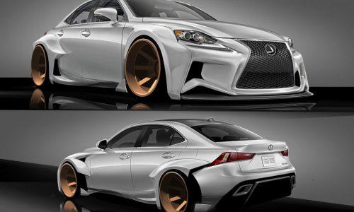Lexus design challenge winners announced for SEMA