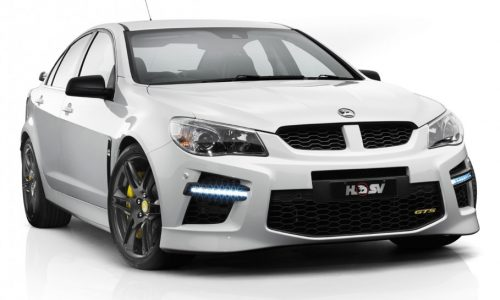 Gen-F HSV GTS now on sale from $92,900