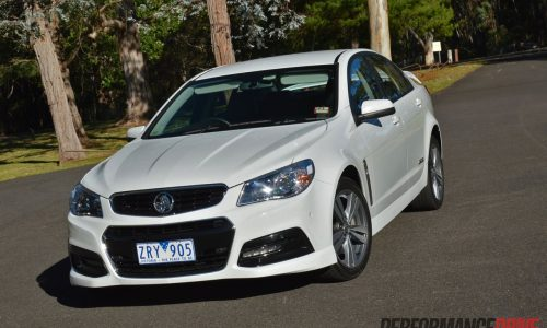 2014 Holden VF Commodore SS review (video)