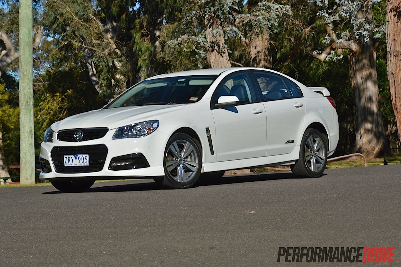 2014 Holden VF Commodore SS review (video)   PerformanceDrive