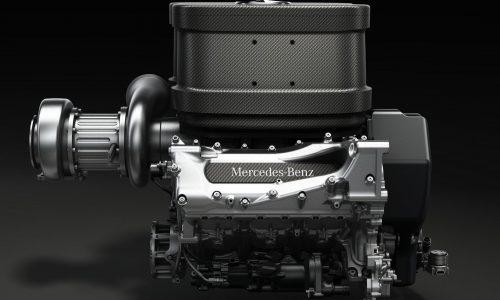 Video: 2014 Mercedes AMG Petronas 1.6 V6 F1 engine sound