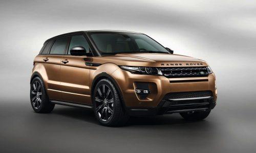 2014 Range Rover Evoque on sale in Australia in March