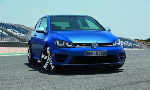 2014 Volkswagen Golf R Mk7 revealed; 0-100km/h in just 4.9s