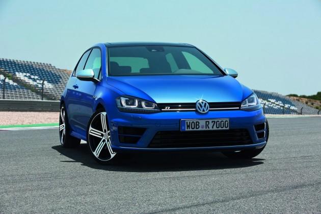 2014 Volkswagen Golf R Mk7