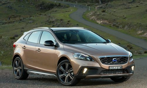 Volvo V40 Cross Country on sale in Australia from $47,990