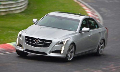 2014 Cadillac CTS Vsport (V6TT) posts Nurburgring time of 8:14