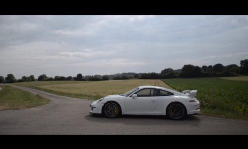 Video: 991 Porsche 911 GT3 – 'Feast for the Senses'