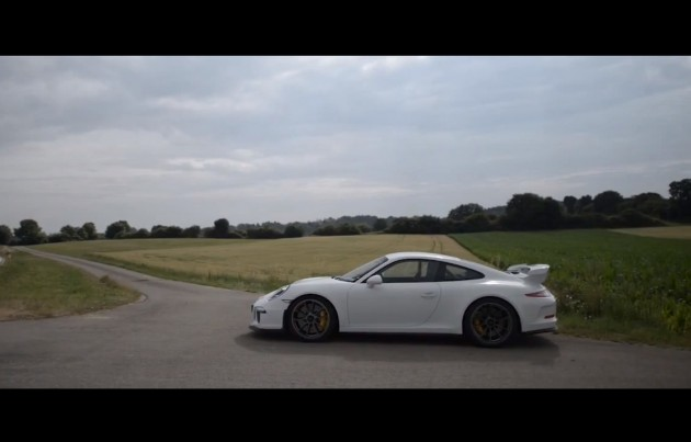 991 Porsche 911 GT3 - Feast for the Senses