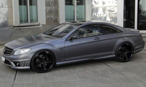 Anderson Germany Mercedes-Benz CL 65 AMG with 492kW