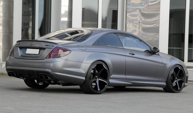 Anderson Germany Mercedes-Benz CL 65 AMG rear