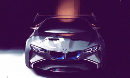 BMW Vision Gran Turismo; a virtual concept for PS game