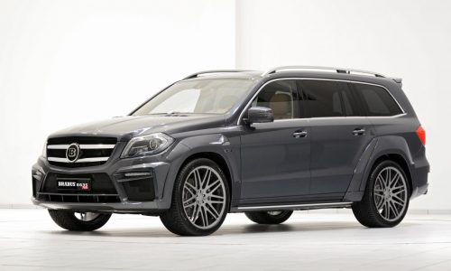700hp Brabus B63S Widestar tune for Mercedes ML and GL 63 AMG