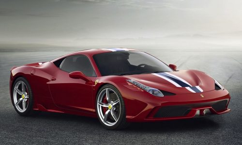 Ferrari 458 Speciale revealed; most powerful NA V8 ever