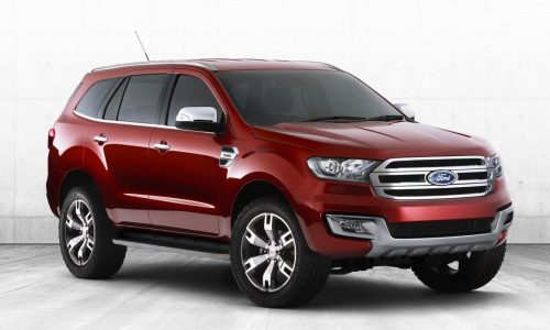 Ford Everest Concept previews new global seven-seat SUV