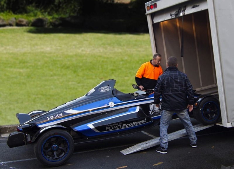 Formula Ford Ecoboost Racer Lands In Australia Performancedrive