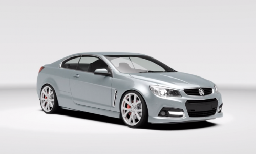 Holden VF Monaro revealed, if there ever was one