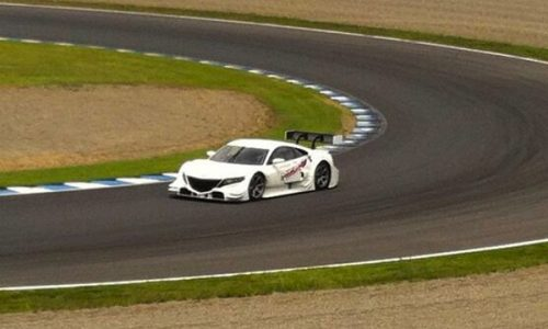 2014 Honda NSX GT500 prototype spotted?