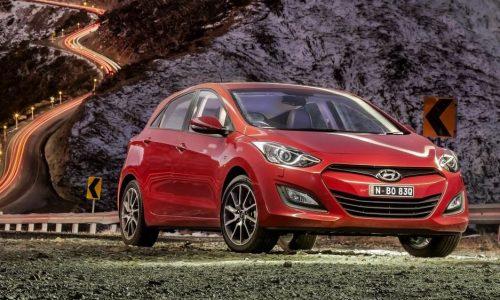 Hyundai i30 SR announced for Australia, world first