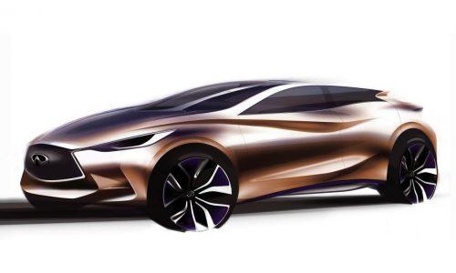 Infiniti Q30 concept previews future premium compact