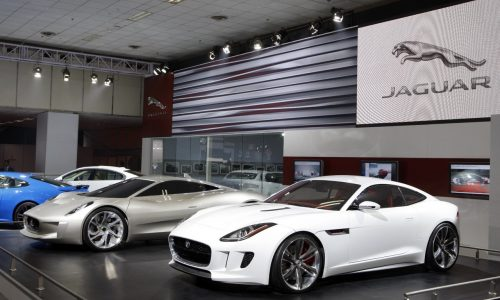 Jaguar to launch several new models by 2017 – report