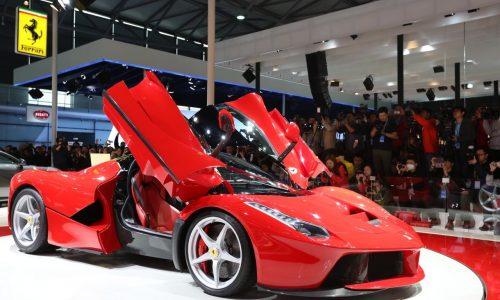 "Ferrari boss Montezemolo says ""yes"" to more hybrids"