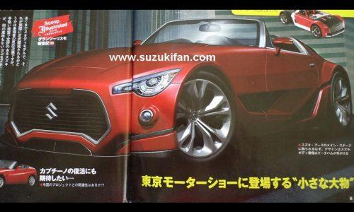 New Suzuki Cappuccino on the way?