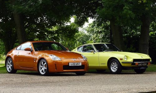 New Nissan Z to be more of a Datsun 240Z successor