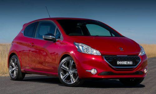 Peugeot 208 GTi now on sale in Australia from $29,990