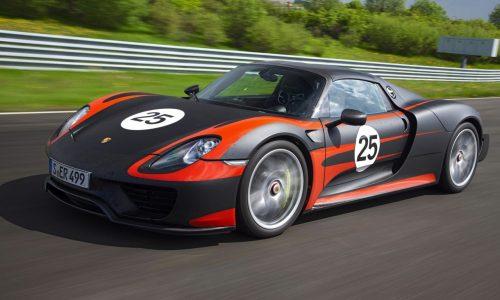 Porsche '984' sedan in the pipeline, based on 918 – report
