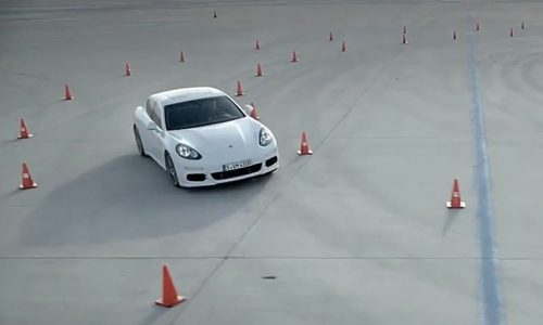 Video: Porsche explains the new Panamera E-Hybrid